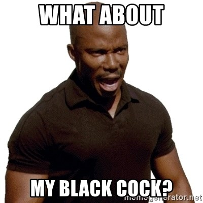 Doakes SURPRISE - What about My blAck cock?