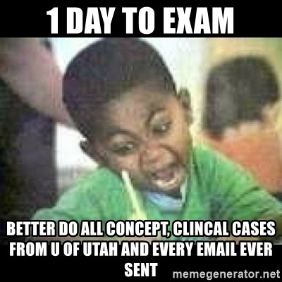 Black kid coloring - 1 day to exam better do all concept, clincal cases from u of utah and every email ever sent