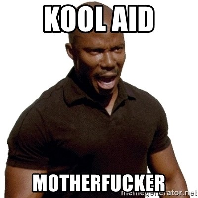 Doakes SURPRISE - Kool AID MOtherFUcker