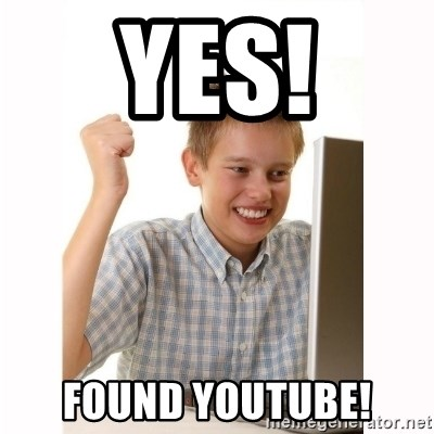 Computer kid - yes! found youtube!