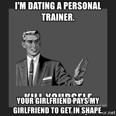 Dating your fitness trainer