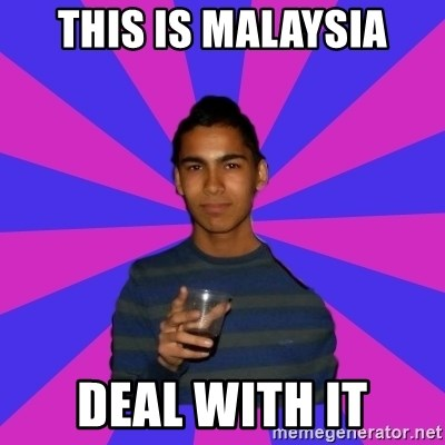 Bimborracho - THIS IS MALAYSIA DEAL WITH IT
