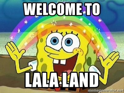 Imagination - WELCOME TO LALA LAND