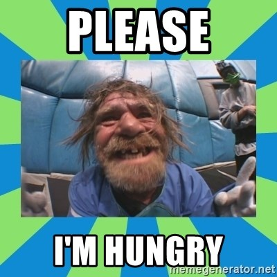 hurting henry - PLEASE I'M HUNGRY