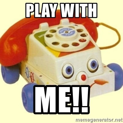 Sinister Phone - PLAY WITH ME!!