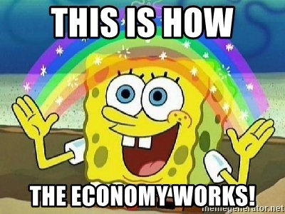Imagination - This is how The economy works!