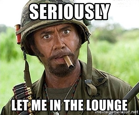 You Just went Full Retard - seriously let me in the lounge