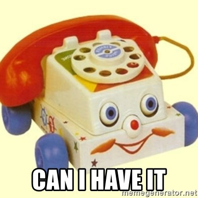 Sinister Phone - CAN I HAVE IT