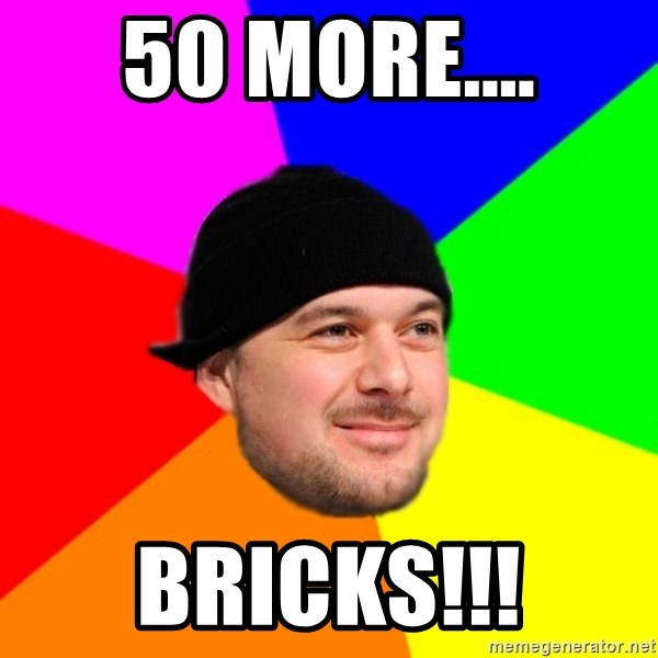 King Kool Savas - 50 MORE.... BRICKS!!!