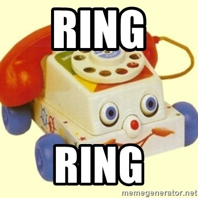 Sinister Phone - RING  RING