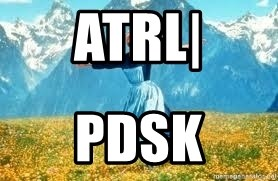 Look at all these - atrl| PDsk