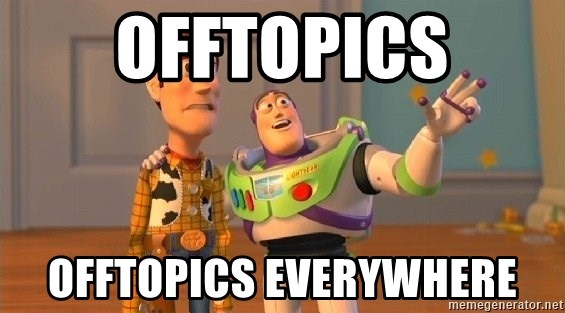 Consequences Toy Story - Offtopics offtopics everywhere