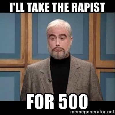 Image result for the rapist snl