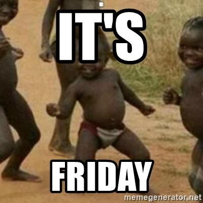 Black Kid - IT'S FRIDAY