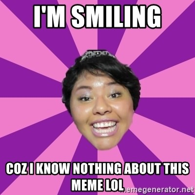 It's Colibritany! - i'm smiling  coz i know nothing about this meme lol