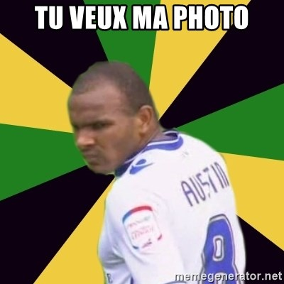 Rodolph Austin - TU VEUX MA PHOTO