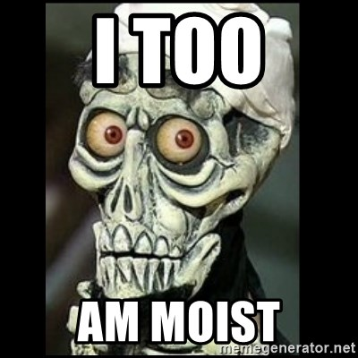 Achmed the dead terrorist - I too am moist