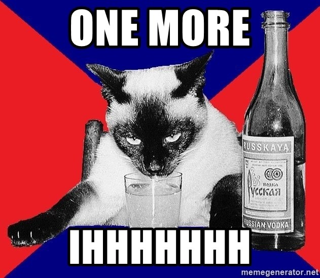 Alco-cat - ONE MORE IHHHHHHH