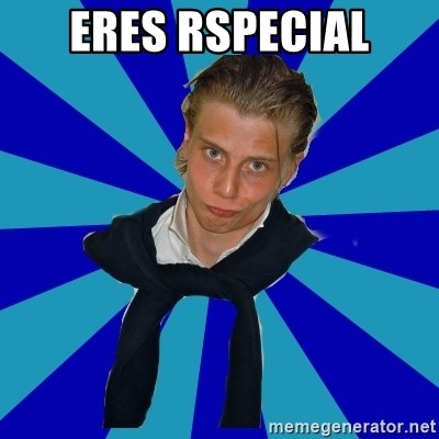 Typical Mufaren - ERES RSPECIAL