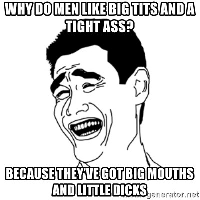 why men like ass