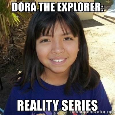 aylinfernanda - dora the explorer: reality series
