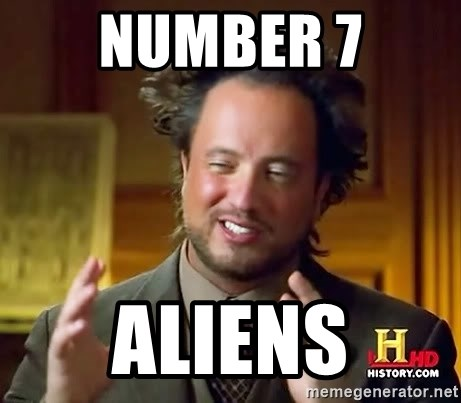 Ancient Aliens - Number 7 aliens