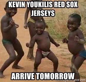 african children dancing - kevin youkilis red sox jerseys  arrive tomorrow
