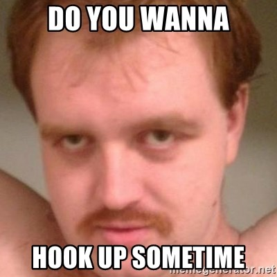 Hook up meme