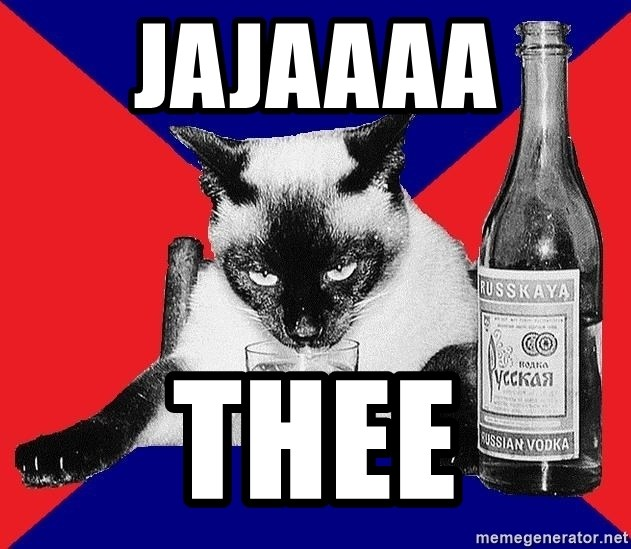 Alco-cat - JAJAAAA  THEE