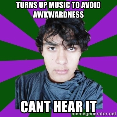 Juancacho - TURNS UP MUSIC TO AVOID AWKWARDNESS CANT HEAR IT