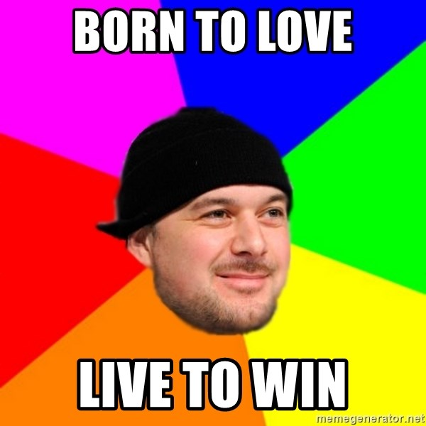 King Kool Savas - born to love live to win