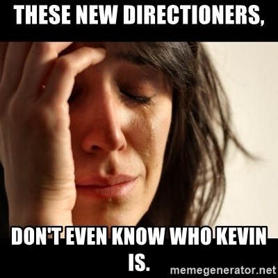 crying girl sad - THESE NEW DIRECTIONERS, DON'T EVEN KNOW WHO KEVIN IS.
