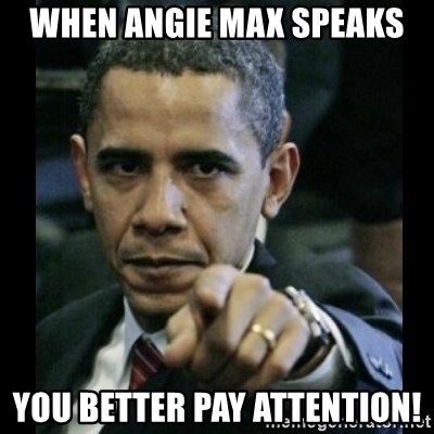 obama pointing - When Angie Max spEaks You better Pay attention!