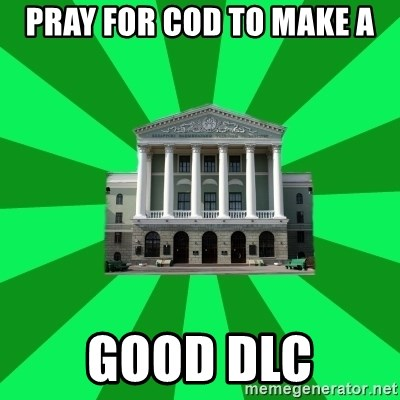 Tipichnuy BNTU - PRAY FOR COD TO MAKE A GOOD DLC