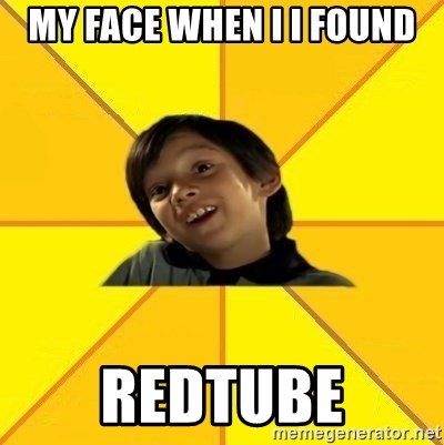 es bakans - My face when I I found Redtube