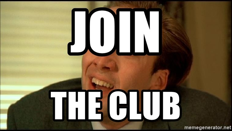 You Don't Say Nicholas Cage - join the club