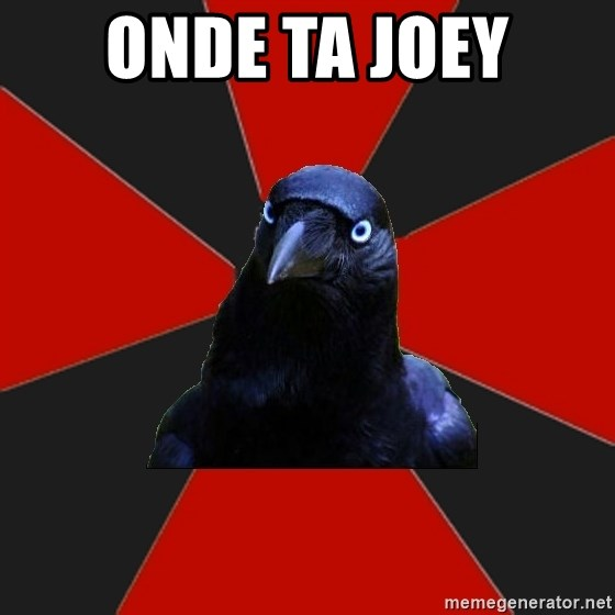 Gothiccrow - ONDE TA JOEY