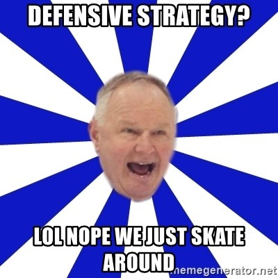 Crafty Randy - DEFENSIVE STRATEGY? LOL NOPE WE JUST SKATE AROUND