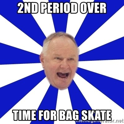 Crafty Randy - 2nD PERIOD OVER TIME FOR BAG SKATE