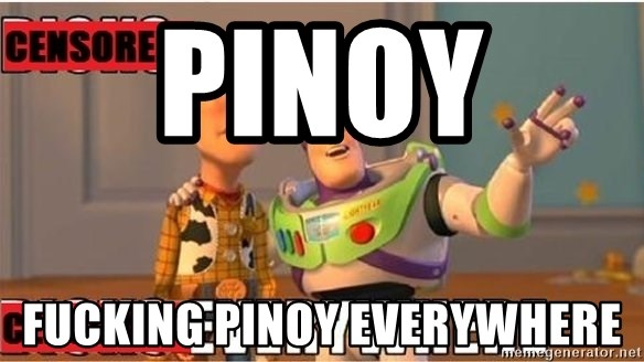 Toy Story Everywhere - PINOY  FUCKING PINOY EVERYWHERE