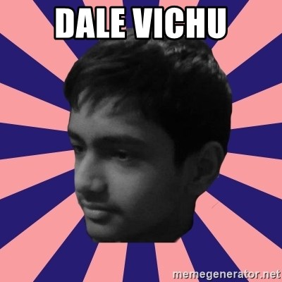 Los Moustachos - I would love to become X - DALE VICHU