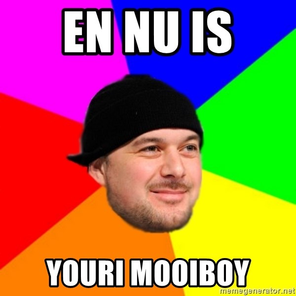 King Kool Savas - EN NU IS  YOURI MOOIBOY