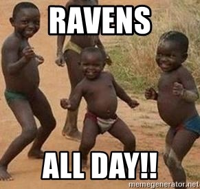 african children dancing - RAVENS ALL DAY!!