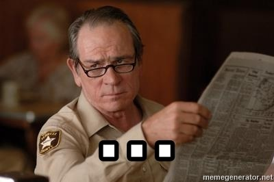 Tommy Lee Jones  -  . . .