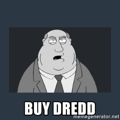 Family Guy Smoke -  Buy dredd