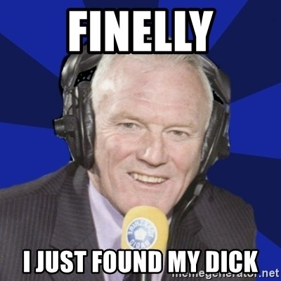 Optimistic Eddie Gray  - FINELLY I JUST FOUND MY DICK