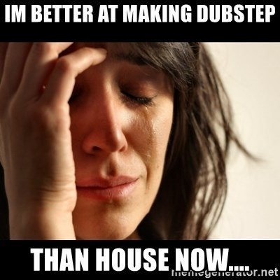 crying girl sad - im better at making dubstep than house now....