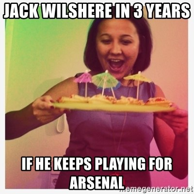 Typical_Ksyusha - JACK WILSHERE IN 3 YEARS   IF HE KEEPS PLAYING FOR ARSENAL