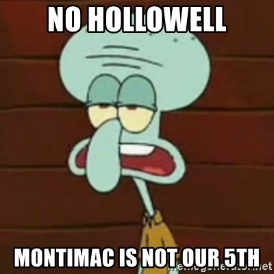 no patrick mayonnaise is not an instrument - No Hollowell montimac is not our 5th