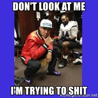 PAY FLACCO - DON'T LOOK AT ME I'M TRYING TO SHIT